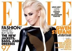 "Gwen Stefani Workout & Diet: ""Workout Like A Man"""