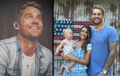 COUNTRY MUSIC TRIVIA: 8 QUICK BRETT YOUNG FACTS [PICTURES] Country Music Artists, Trivia, Facts, Couple Photos, Couples, Pictures, Couple Shots, Photos, Photo Illustration