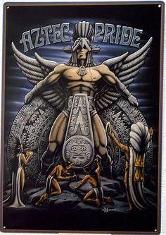 Aztec pride aztec pride pinterest aztec brown pride for Mexican pride tattoos