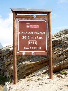 Colle del Nivolet by Alessandro Panuello, via 500px