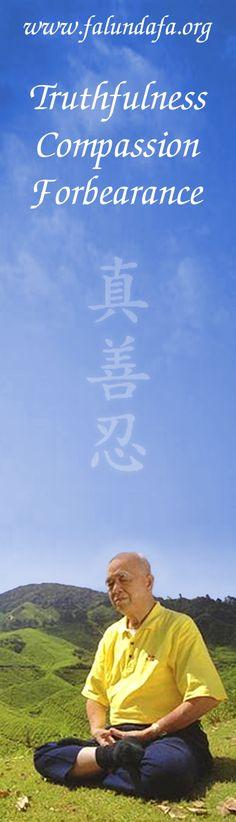 Falun Dafa is Good!
