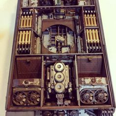 1/35 scale Tiger 1 with incredible interior detail