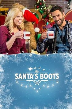 It's a Wonderful Movie -Family & Christmas Movies on TV - Hallmark Channel, Hallmark Movies & Mysteries, ABCfamily &More! Come watch with us! Family Christmas Movies, Hallmark Christmas Movies, Hallmark Movies, Holiday Movies, Christmas Time, Black Christmas, Halloween Movies, Family Movies, Santa Boots