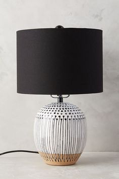 When shopping for a lamp for your house, the number of choices are nearly unlimited. Find the most suitable living room lamp, bed room lamp, table lamp or any other type for your selected place. Br House, Unique Table Lamps, Lamp Table, Desk Lamp, Painting Lamps, Black Lamps, Bedroom Lamps, Unique Lighting, Lighting Design