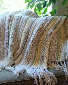 3-Ball Throw Free Knitting Pattern