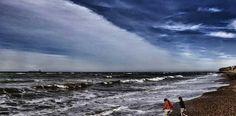 Caleta Olivia: una ciudad color del mar