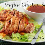 Fajita Chicken Salad- Paleo