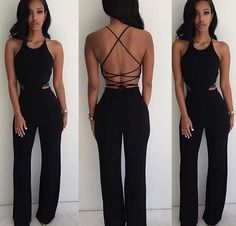Black romper bodysuit rompers, outfits и gallakjoler Club Outfits, Sexy Outfits, Casual Outfits, Summer Outfits, Fashion Outfits, Womens Fashion, Ropa Semi Formal, Birthday Party Outfits, Fall Birthday