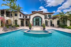 Luxury real estate in Pinecrest florida Luxury Homes In Florida, Florida Home, Miami Florida, Real Estate Rentals, Luxury Real Estate, Million Dollar Homes, International Real Estate, Back Patio, Renting A House