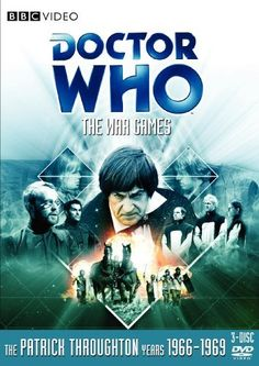 Doctor Who: The War Games DVD