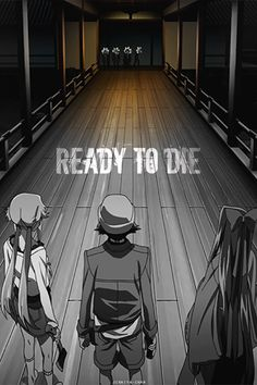 Ready To Die ~ Mirai Nikki. :>