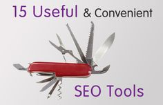 15 Useful and Convenient SEO Tools – Gloople