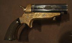 pistol, 1870s