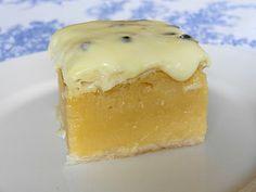 Veganise This!: Vegan MoFo - V is for Vanilla Slice