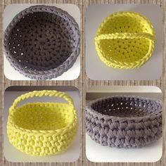 Cestini crochet