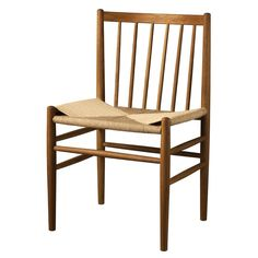 Jørgen Bækmark stol - J80 - Røget eg Dining Chairs, New Homes, Furniture, Home Decor, Design, Ikon, Products, Engineered Wood, Armchairs