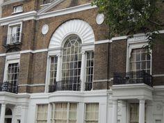 The famous Boodles Club location since 1783, St James Street, London.