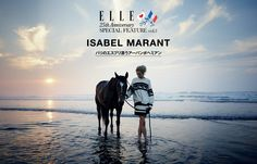 ELLE 25th Anniversary SPECIAL FEATURE vol.2 ISABEL MARANT / ISABEL MARANT ETOILE