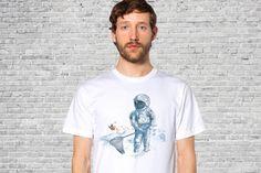Lunar Deity - Guys T-shirt