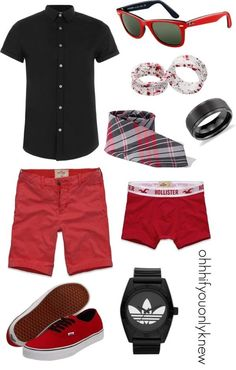 A fashion look from March 2013 featuring Vans sneakers, adidas Originals watches and Hot Topic earrings. Browse and shop related looks. Lesbian Outfits, Tomboy Outfits, Swag Outfits, Cool Outfits, Simple Outfits, Androgynous Fashion, Tomboy Fashion, Look Fashion, Fashion Outfits