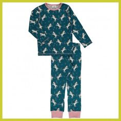 maxomorra-pyjama-unicorn-dreams Baby Wearing, Unicorn, Anna, Designers, Pajama Pants, Jumpsuit, Pajamas, Dreams, Clothes