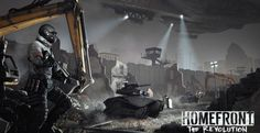 Deep Silver acquired all rights to the Homefront IP from Crytek - Load The Game