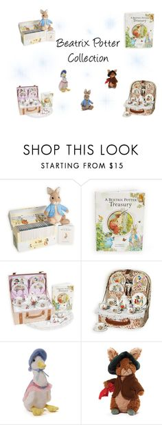"""Beatrix Potter Collection"" by woodensoldier on Polyvore"