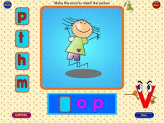 ABC Phonics Word Family - preschool kindergarten reading skill The game uses the Montessori Method The game helps children recognize common word patterns, and understand how the initial consonant, middle vowels, and ending consonant affect pronunciation.  -Phonics Spelling -Beginning Sound -Ending Sound -Word Family Phonics -Short Vowel Sound -Word Pronunciation -Matching the word with the image -Touch and Hear -Progress Report -Multiple User Account  37MB