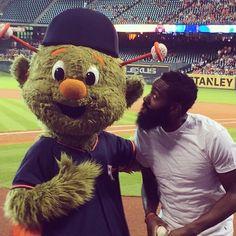 Two Houston Heros