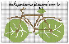 Christmas Embroidery Patterns, Geometric Drawing, Cross Stitch, Bicycle, Coaster, Cars, Cross Stitch Love, Cross Stitch Rose, Cross Stitch Borders