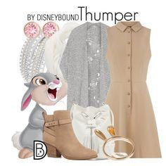Thumper by leslieakay