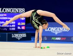 Natalia Kulig (Poland), World Championships 2017 Rhythmic Gymnastics, World Championship, Poland, Flexibility, Exercise, Dance, Club, People, Sports
