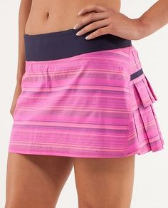 pow pink elevation stripe pacesetter size 6