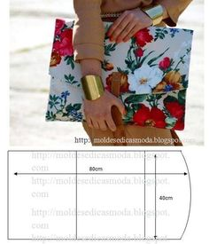 Free envelope clutch pattern can be sized up or down. Fully lined + add a pocket. Fully lined you can add a pocket in there, too. I redesigned the flap to diago Sewing Hacks, Sewing Tutorials, Sewing Crafts, Sewing Projects, Sewing Patterns, Diy Crafts, Diy Clutch, Diy Purse, Clutch Bag