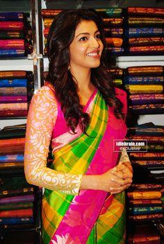Rainbow girl Kajal.