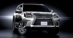2018 Lexus LX 570 Redesign, Release Date, Price and Specs Rumors - Car Rumor