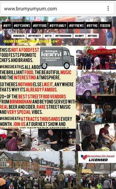 Buzzing to announce we'll be joining the @brumyumyum family at their #KingshEATh #streetfood markets in 2016. Follow @PressDeCuba  www.press-de-cuba.co.uk