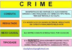 Crime #direito                                                                                                                                                      Mais