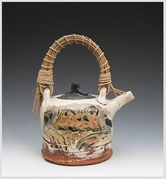 Ron Meyers teapot