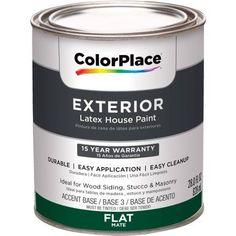 ColorPlace Exterior Paint, Old Mahogany Flat, Red Green Flats, Decoration Bedroom, Aluminium Doors, Green Grapes, Wood Siding, Interior Paint Colors, Interior Painting, Ginger Ale, Exterior Paint