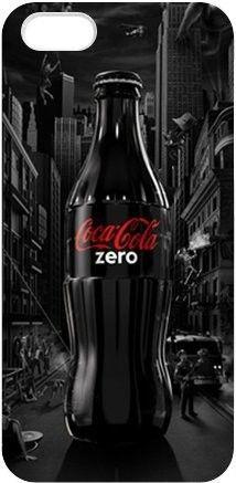 Coke Zero iPhone Case