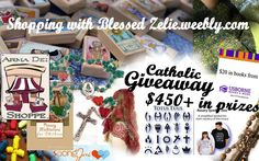 Blessed Zelie giveaway over $450 in prizes! Ends may 30, 2015