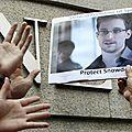 Où est passé le le plus important sonneur d'alerte de toute l'Histoire de l'Humanité.Edward Snowden ?
