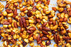 Sometimes you feel like a nut and sometimes you eat so many nuts that you think you might turn into one. The latter is how you will feel after you eat these sriracha & maple nuts! And trust me, that is a good thing. Raise your hand if you are one of those people who …