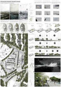 MegaColegio Jardín Educativo Ana Díaz, equipamiento educacional a escala urbana en Medellín,Lámina 02. Image Courtesy of Equipo desarrollador