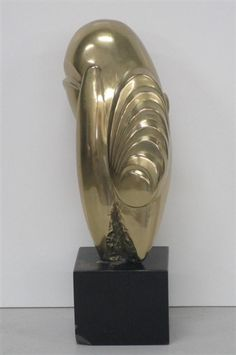 MADEMOISELLE POGANY II , After Constantin Brancusi