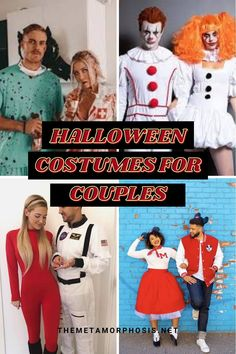Popular Halloween Costumes for Couples