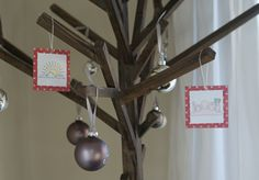 Free Jesse Tree ornament printables from @Mandi {Life...Your Way}!