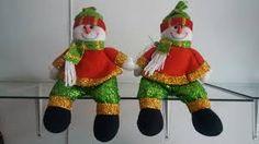 Resultado de imagen para edredones navideños Elf, Christmas Ornaments, Holiday Decor, Home Decor, Quilts, Decoration Home, Room Decor, Christmas Jewelry, Elves