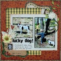 A Project by IleneScraps from our Scrapbooking Gallery originally submitted 06/14/13 at 06:11 AM